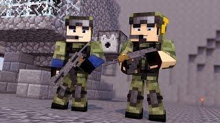 Minecraft Mods: ESCADONA - Musica de Soldados  ‹ AM3NlC ›