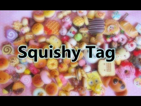 Squishy Tag : Video TAG: i miei stampi in gomma siliconica FunnyDog.TV