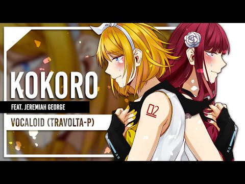 Vocaloid (Travolta-P) - Kokoro (Orchestral Version) - English Cover By Lollia Feat. Jeremiah George