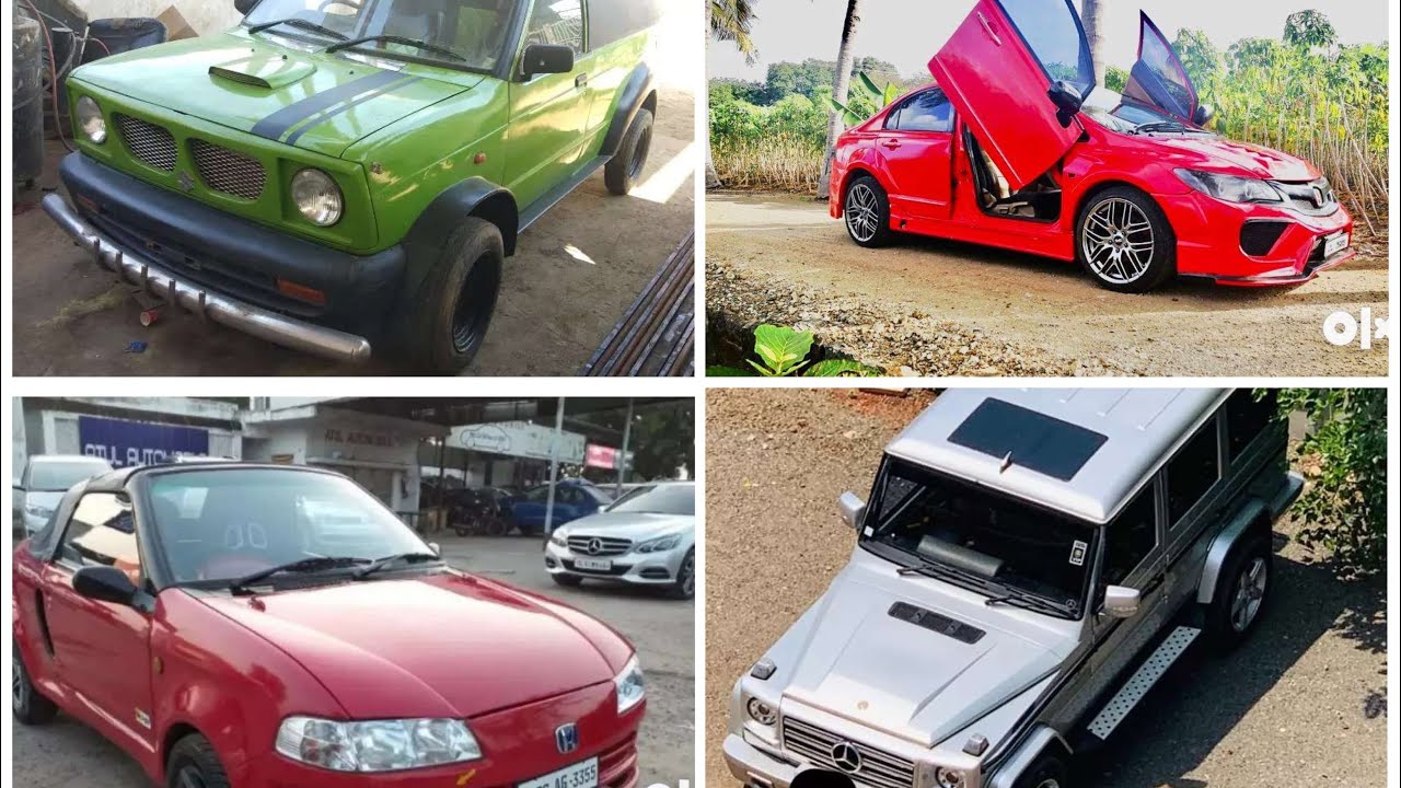 Ricer Cars For Sale Online On Olx India Youtube