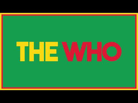 The Who - All This Music Must Fade (New Song)
