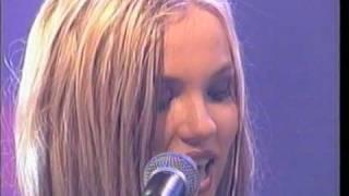 Lene Marlin - Sitting Down Here (Live 1999)