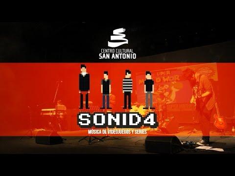 """CCSA Concierto """"Sonid 4"""" Música de Videojuegos y Series"""