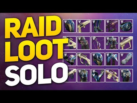 How to Get Free Last Wish Raid Loot Solo in Destiny 2 (The Definitive Guide) thumbnail