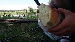 Наживка. Карп 1 кг на хлебную корочку