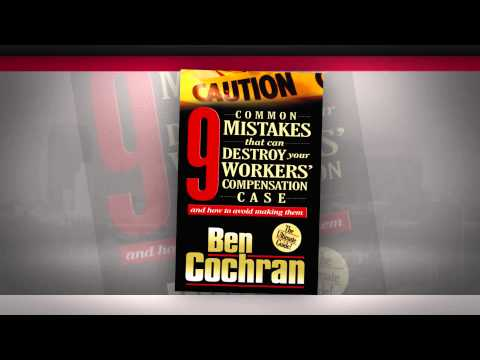 Free North Carolina Workers' Compensation Book from Hardison & Cochran