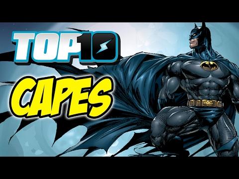 Top 10 Capes