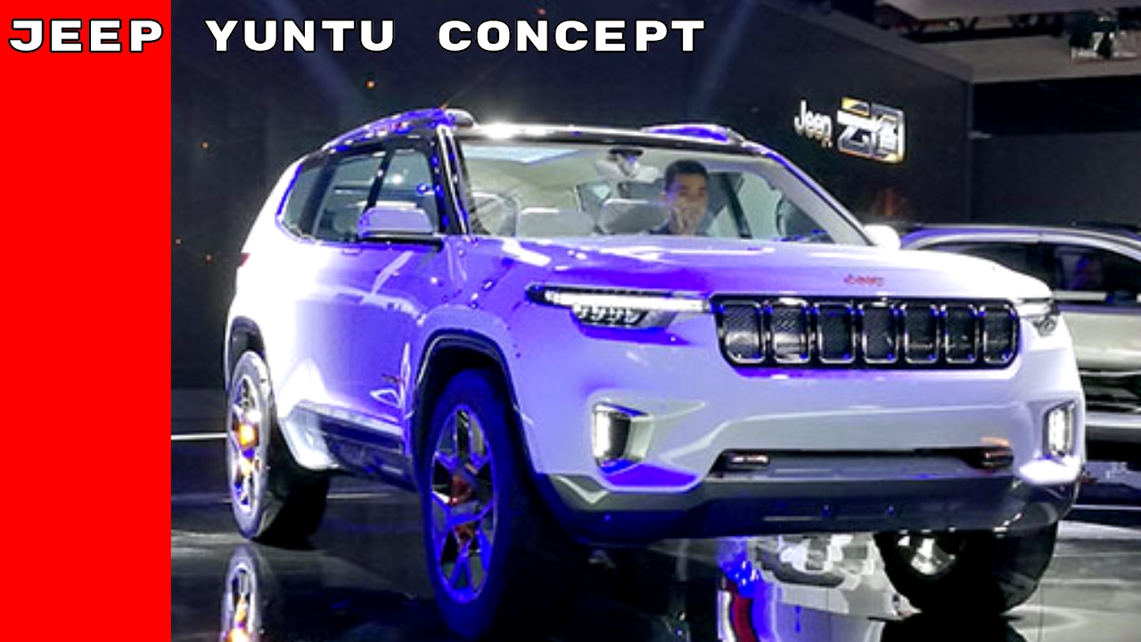 Jeep Yuntu Concept YouTube