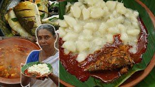പാൽക്കപ്പയും അയല വറ്റിച്ചതും രുചി വേറെ ലെവൽ  | Tapioca in Coconut Milk & Mackerel Curry Recipe