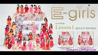 E-Girls Shiny Girls (Album Version)