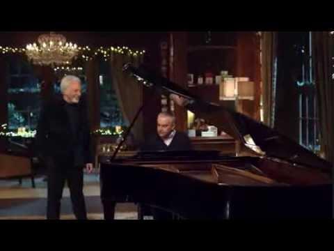 TOM JONES & HUW EDWARDS - CHRISTMAS 2013 BBC ONE