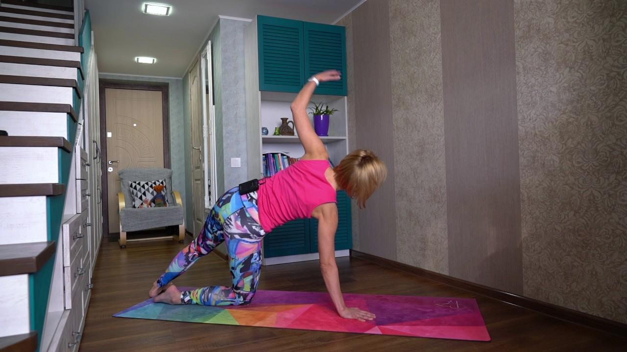 Татьяна марина йога при сколиозе
