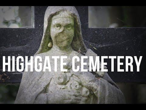 Highgate Cemetery | 100 Wonders | Atlas Obscura