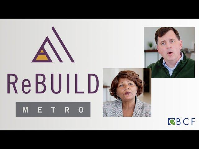 Invest for More Profile: ReBuild Metro
