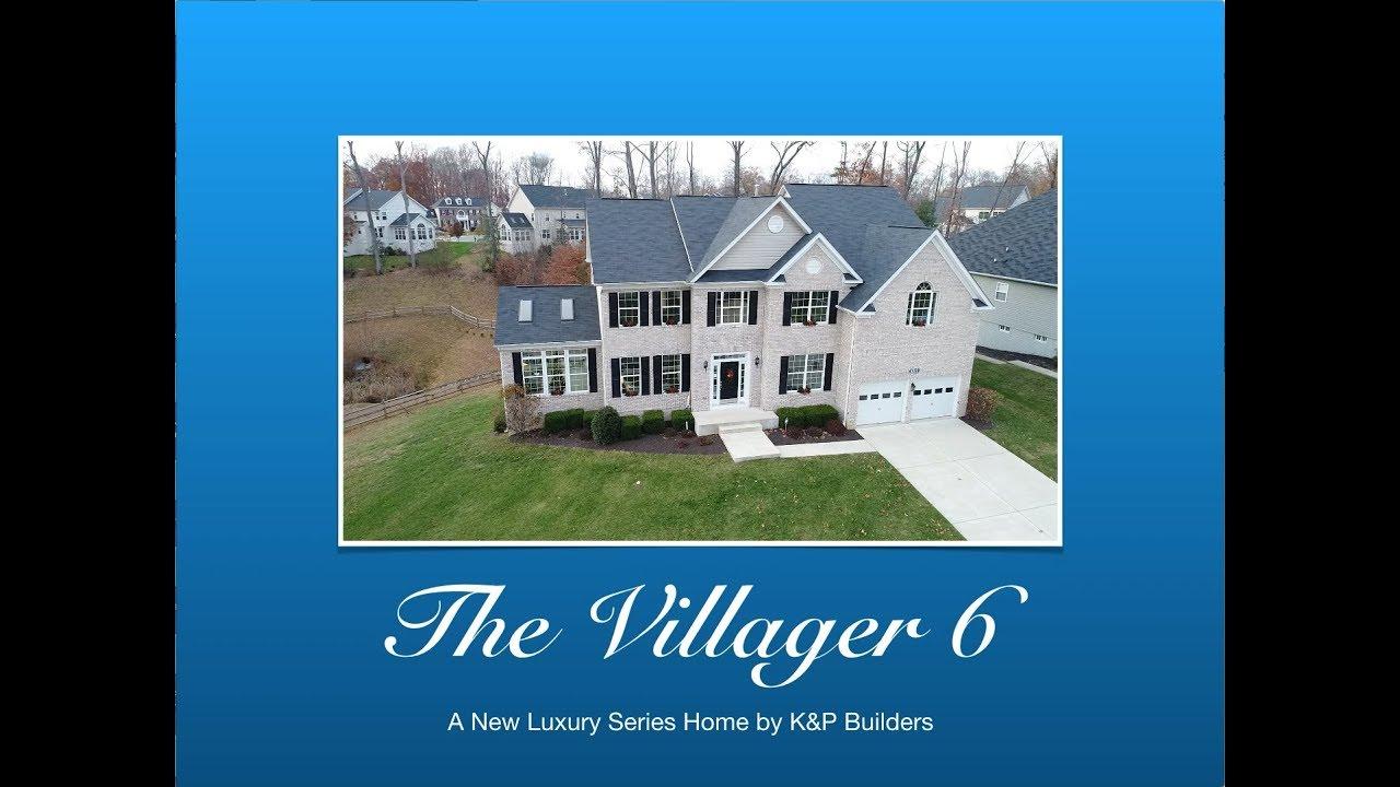 K&P Builders Luxury Series Homes in Kingsview, in Charles County ...