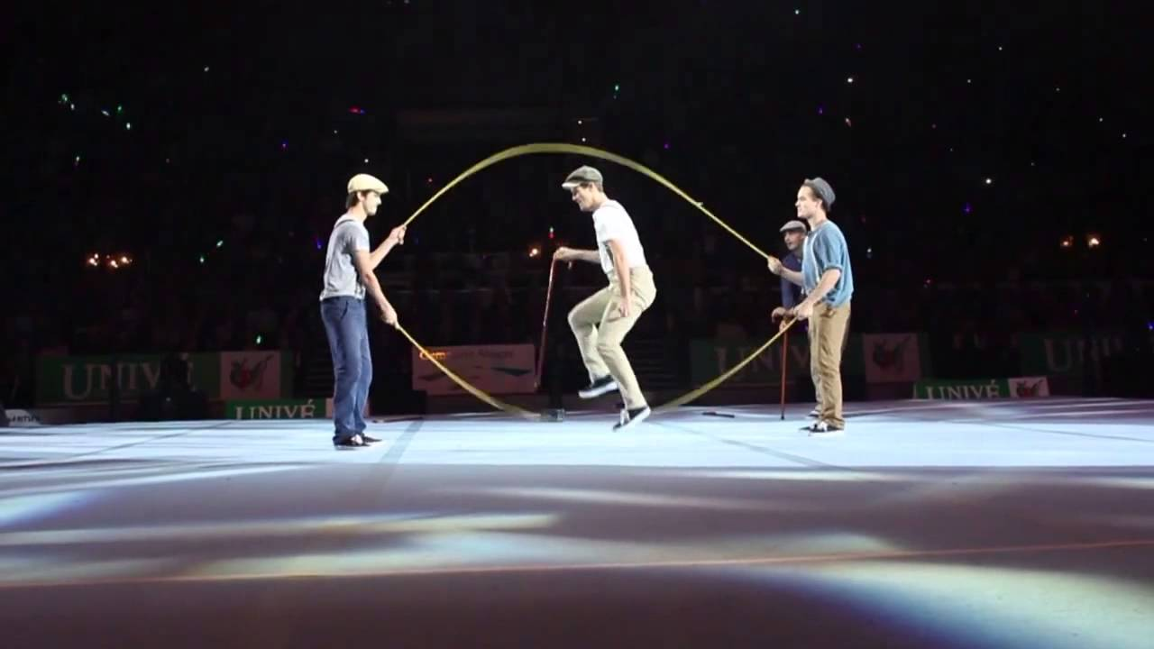 The Jump Rope Crew - Rope Skipping Show - Boogie Show ...