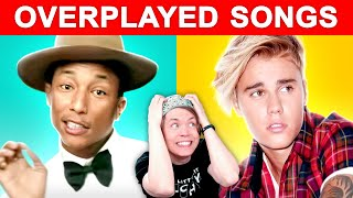 The Most Overplayed Songs of All Time