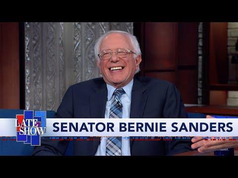 Sen. Bernie Sanders Details His Climate Change Legislation