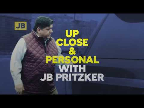 """JB Pritzker: """"11 Questions"""""""