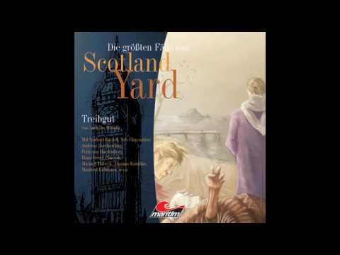 Die größten Fälle von Scotland Yard - Folge 03: Treibgut (Komplette Folge)