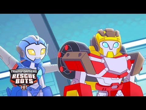 Transformers: Rescue Bots Academy   'Join the New Recruits' 🏫 Season 1 Official Teaser