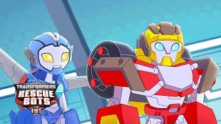 Transformers: Rescue Bots Academy | 'Join the New Recruits' 🏫 Season 1 Official Teaser