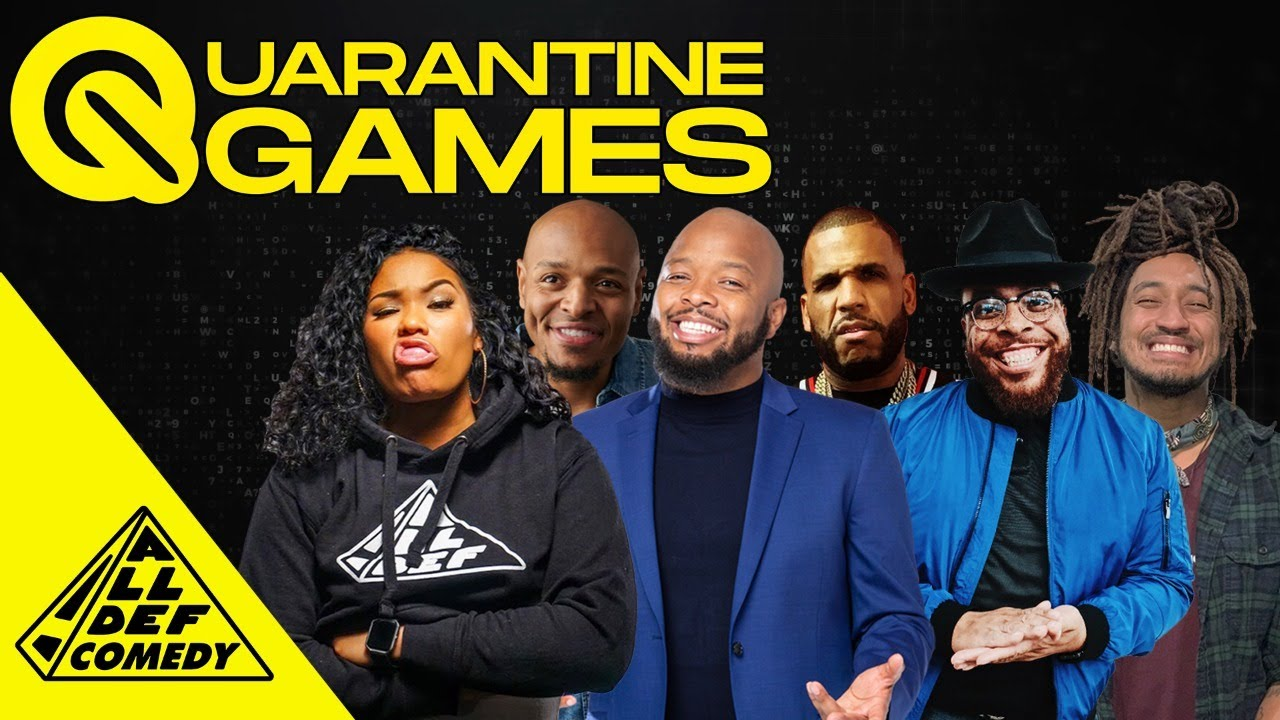 Quarantine Games | JackBox Games