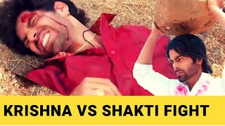 Pratigya Krishna Shakti Fight Scene Pratigya Episode 611