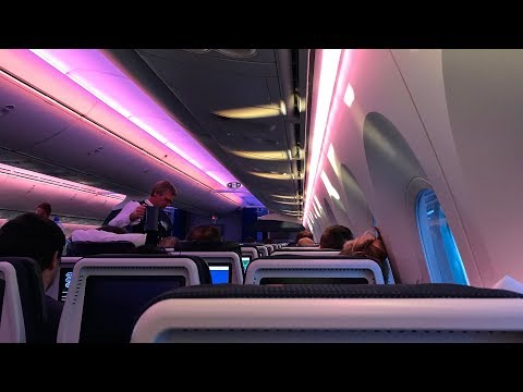 KLM Royal Dutch Airlines Flight 692 Toronto - Amsterdam | Boeing 787-9 Economy Class Trip Report