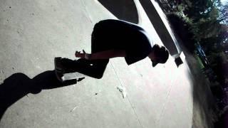 Daniel Copeland at oc skate park