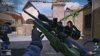 Crossfire HD : S&D Mode Maps Black Widow Gameplay