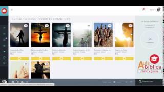 T0011 Evangelio y Confirmar la Doctrina aula biblica virtualsalvo x gracia