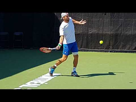 ATP Montreal: bravo Lorenzi! Shapovalov si salva, Thiem no