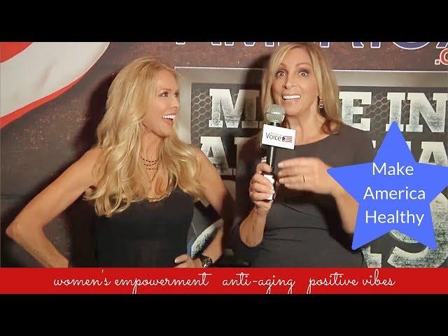 Make America HEALTHY Again | Women's Empowerment | Healthy Aging