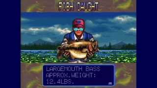 Bassin's Black Bass -12- End of the Fishing Line.