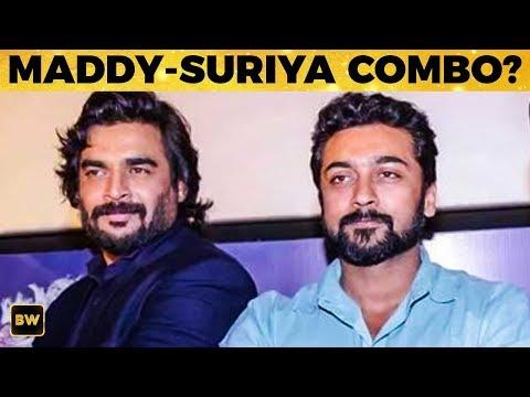 Madhavan & Suriya to Act for A Biopic ?