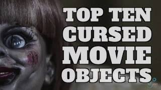 Top 10 Cursed Movie Objects (Quickie)