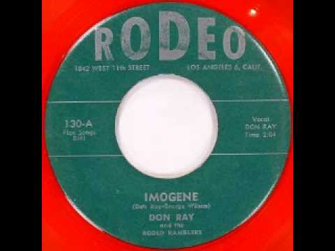Don Ray - Imogene