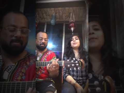 phule-phule-dhole-dhole-|-rabindra-sangeet-|-poulami-ganguly-|-acoustic-guitar-cover
