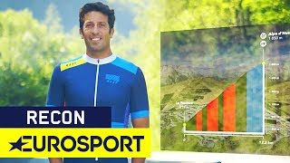 Tour de France 2018 | Stage 12 Preview: Alpe d'Huez | Cycling | Eurosport