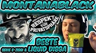 Apes REAGIERT auf MontanaBlack meine E-Zigarette & Beste Liquid