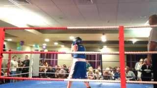 DMC Fight Night - Adelle Prendergast v Angie Caul