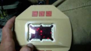 Bank Shot Electronic Pool Game