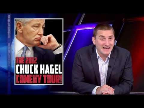 """Chuck Hagel's Questionable Taliban """"Joke"""""""
