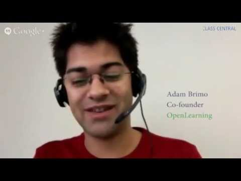 Interview with Adam Brimo (OpenLearning) - Who Should Teach MOOCs