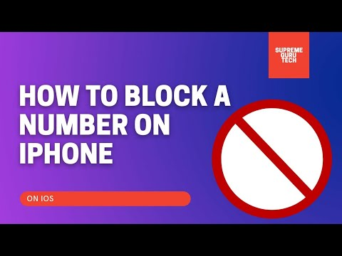 How to Block Unknown Calls & Messages on iPhone.
