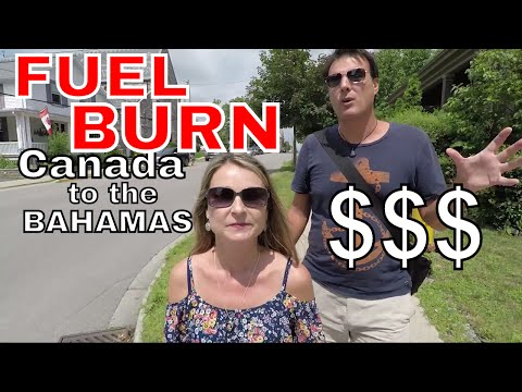 How Much Fuel Does it Take to Get to the Bahamas? Your Biggest Questions Answered - Q&A