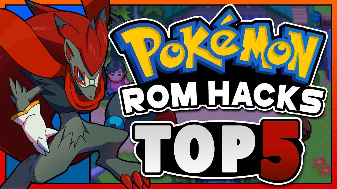 List of Pokemon ROM Hacks Download - Pokemon ROM Hacks