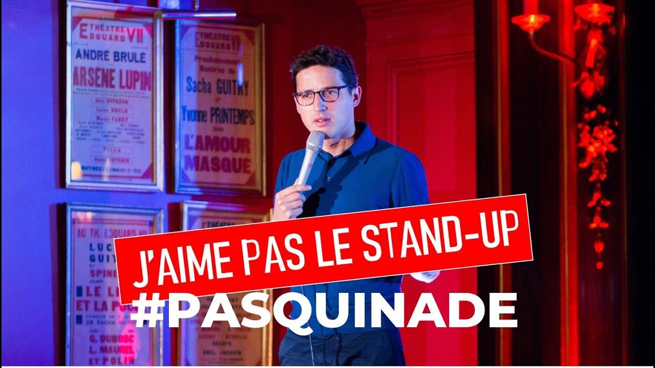 J'aime pas le Stand-Up