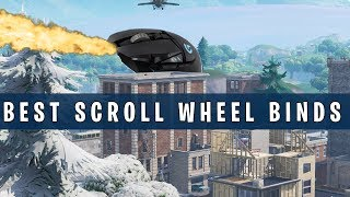 The Best Scroll Wheel Binds for Fortnite